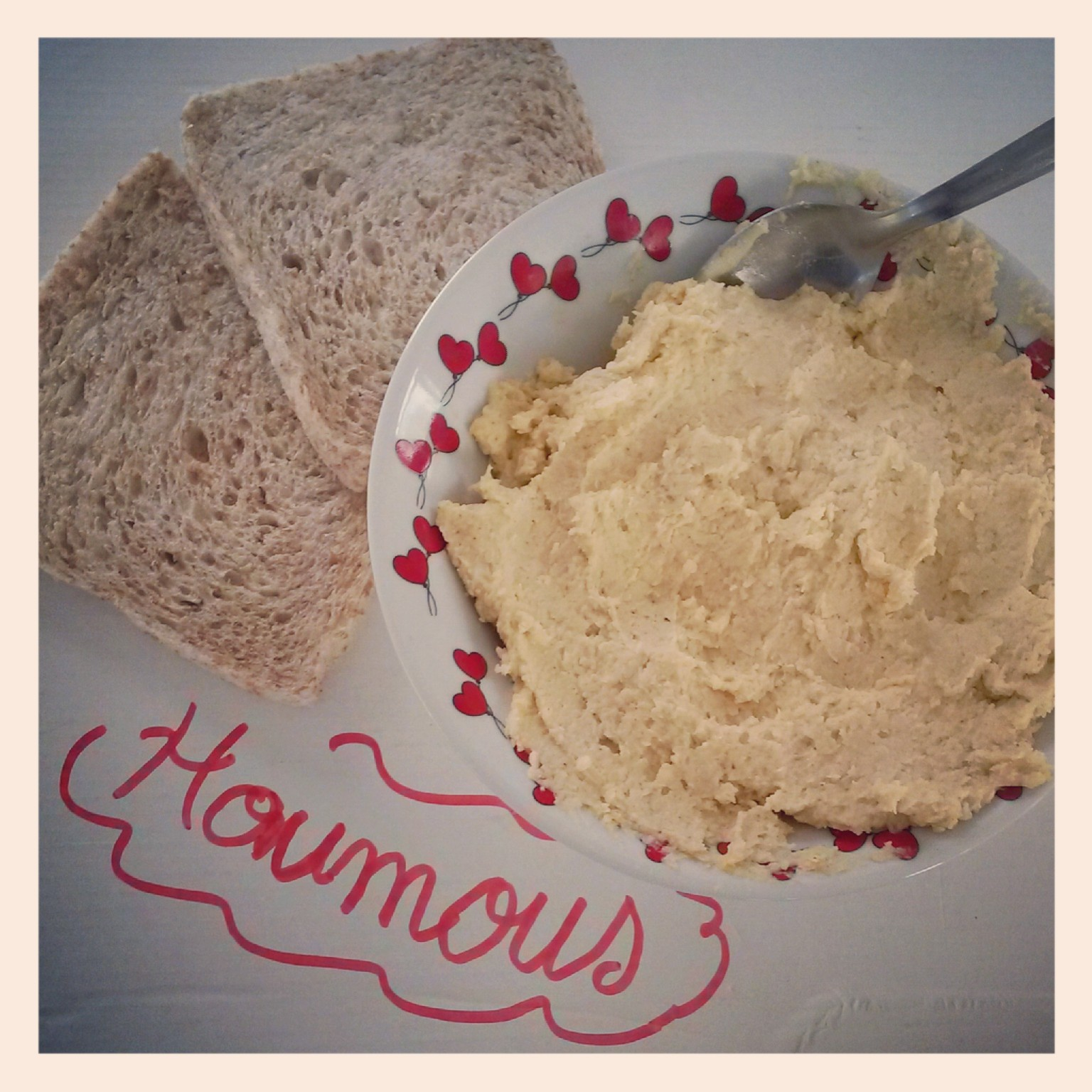 recette healthy du houmous fille fitness. Black Bedroom Furniture Sets. Home Design Ideas