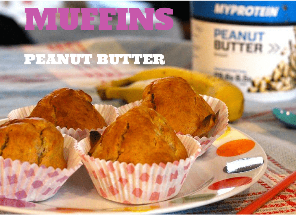 mes muffins au beurre de cacahu tes fille fitness. Black Bedroom Furniture Sets. Home Design Ideas