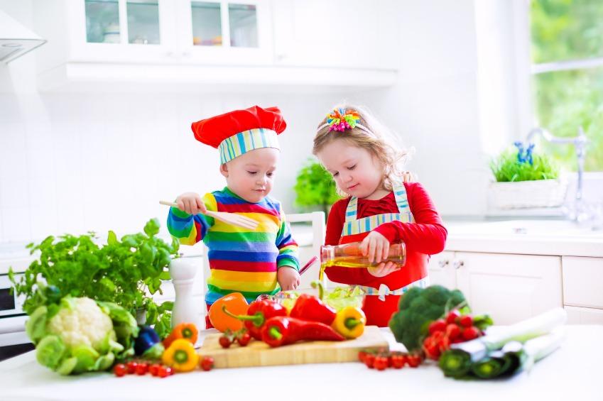 comment faire manger des légumes aux enfants