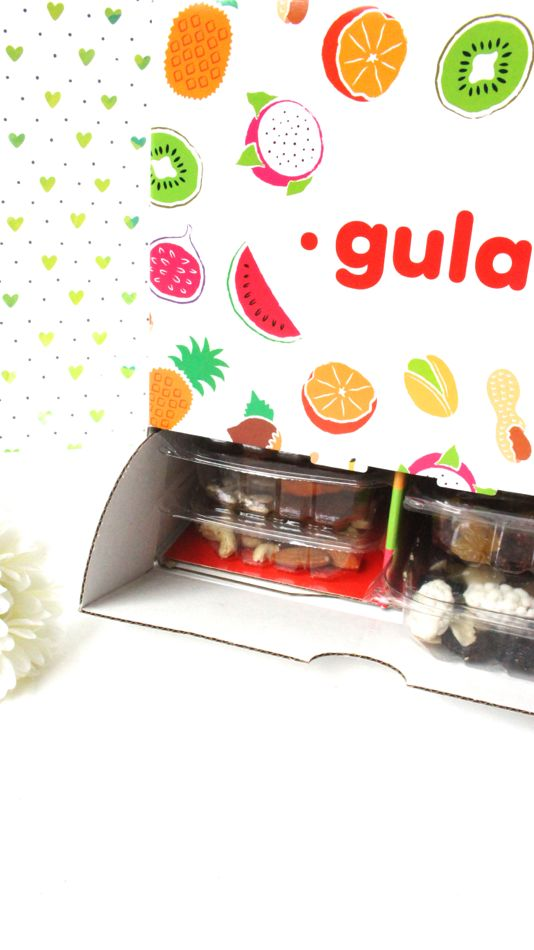 gula box collation healthy