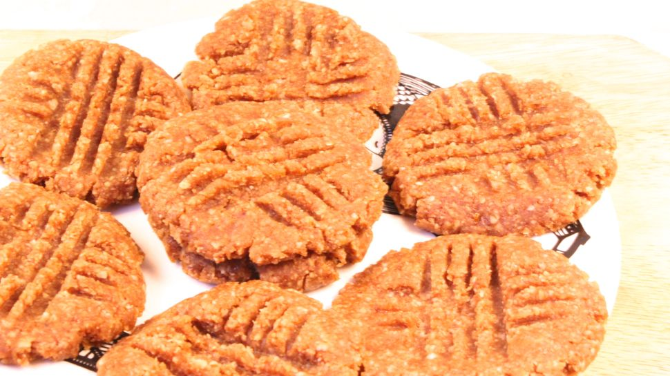 recette biscuits peanut butter