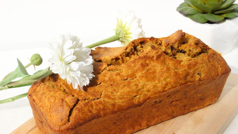 recette cake à la patate douce healthy