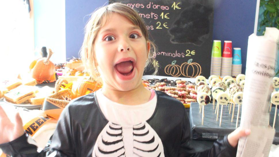 recette halloween pour les enfants