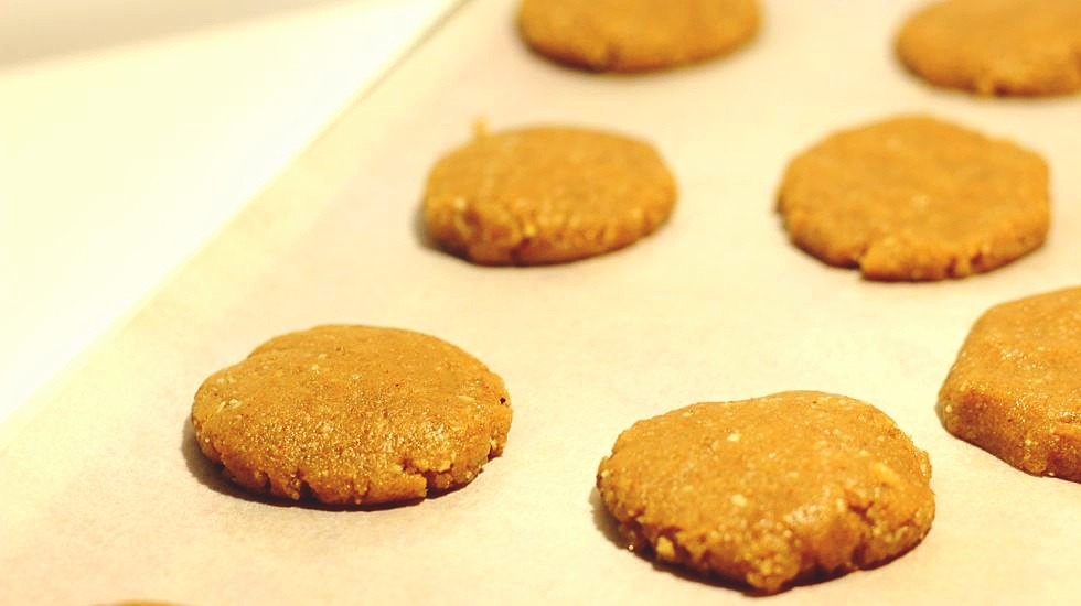 recette cookies vegan pate