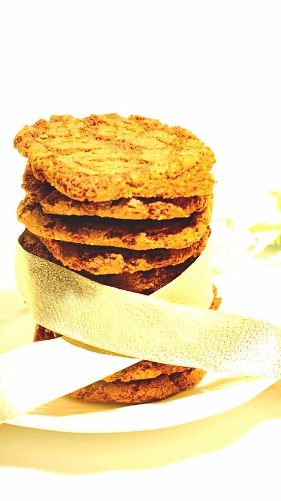 recette cookies sans sucre