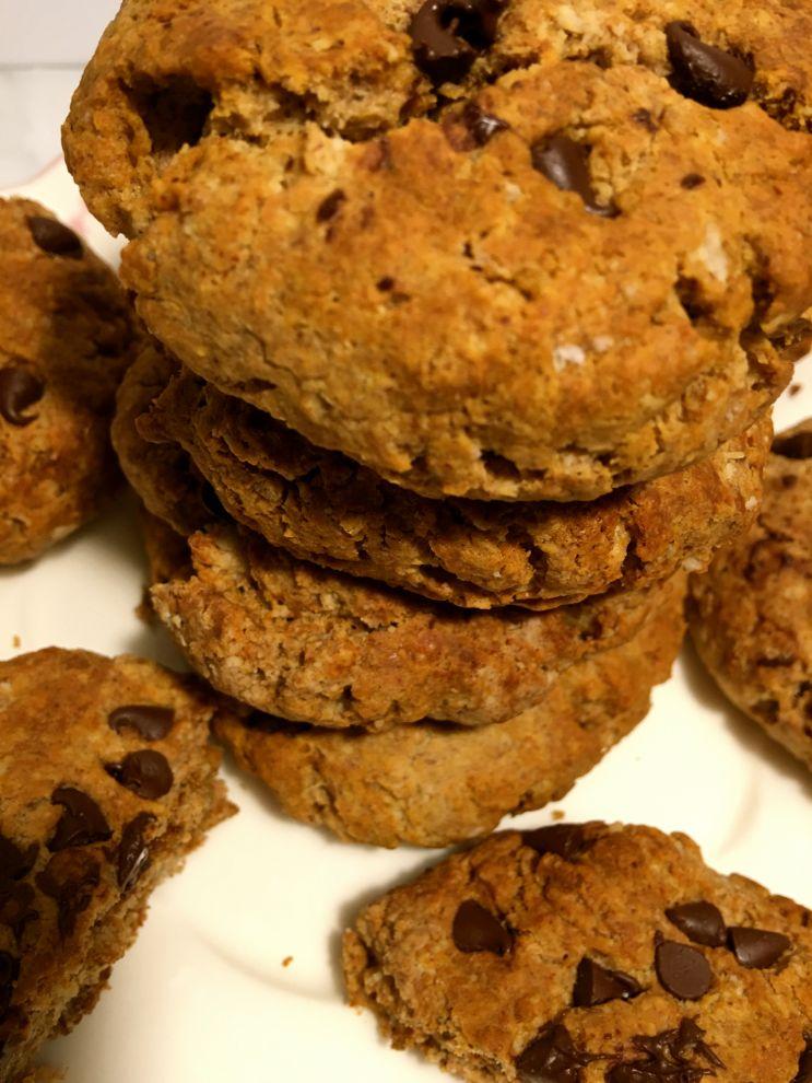 recette cookies riche en proteines