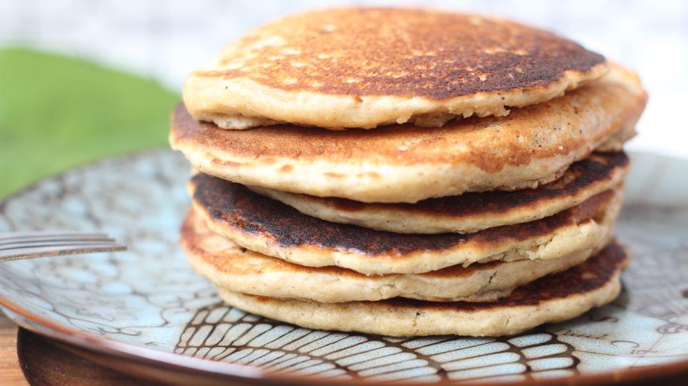 recette pancakes healthy au chocolat