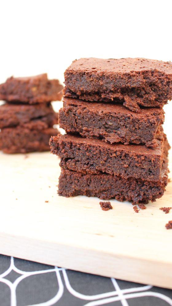 recette brownie healthy
