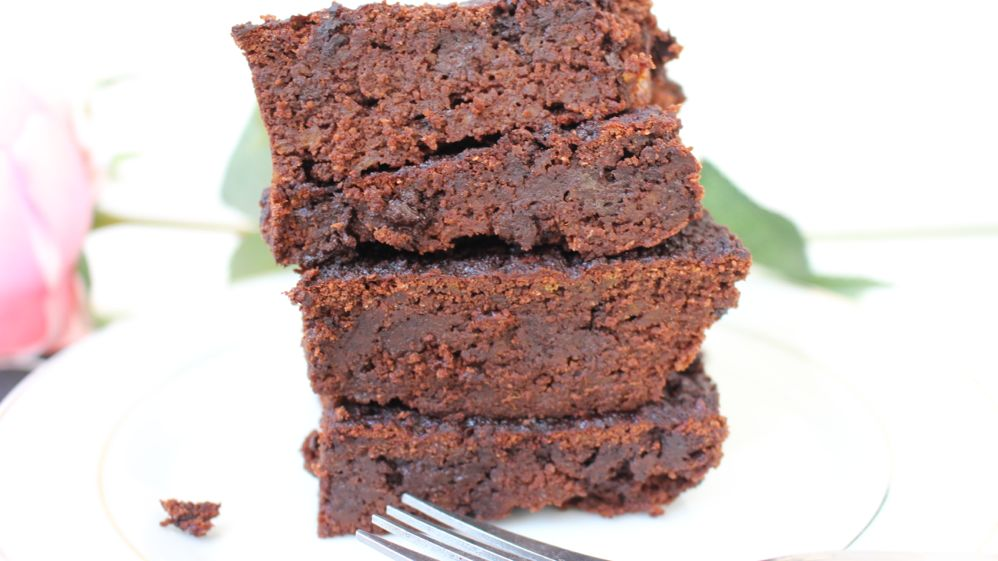 recette brownie patate douce