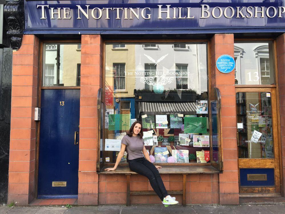 librairie notting hill film