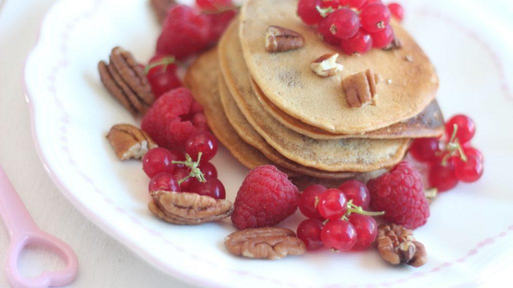 regime pancakes recette