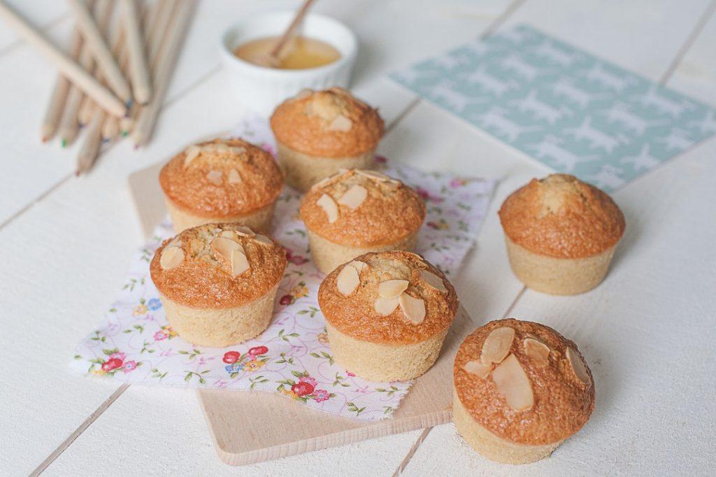 recette muffins healthy