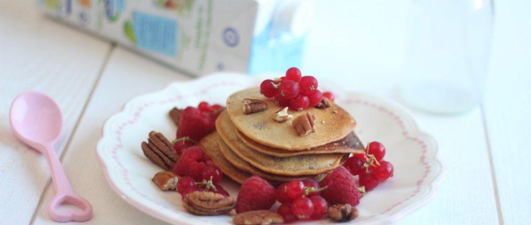 Recette pancakes vegan sans gluten