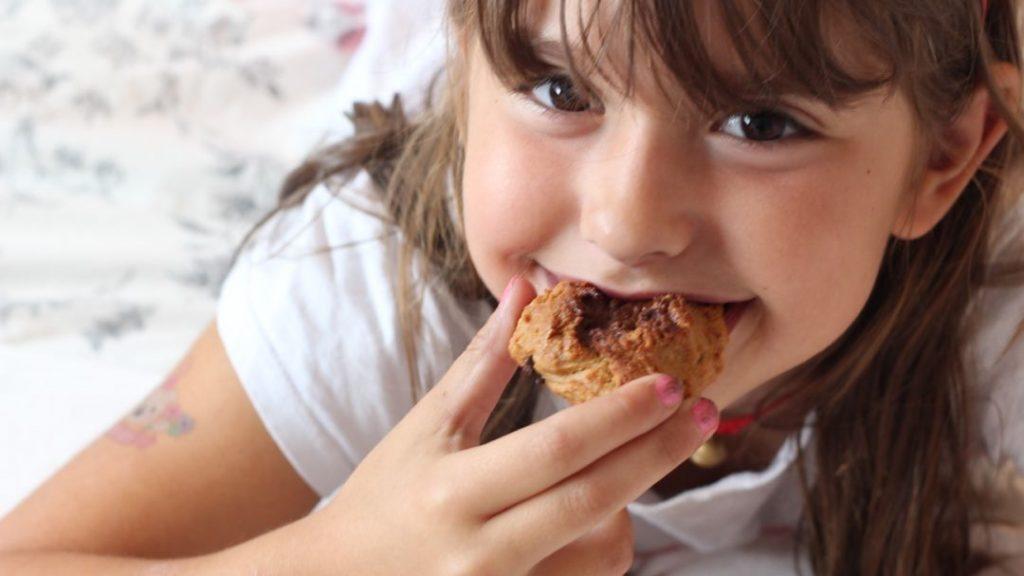 recette cookies pour enfant