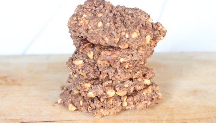 Cookies healthy aux graines de chia