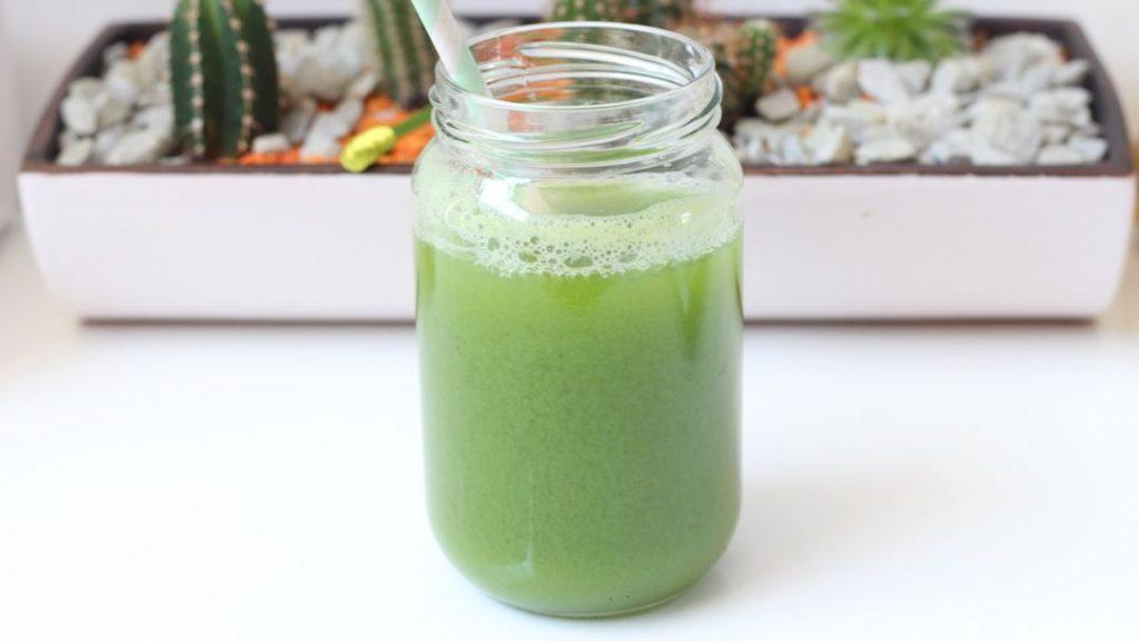 recette jus de legumes digestion