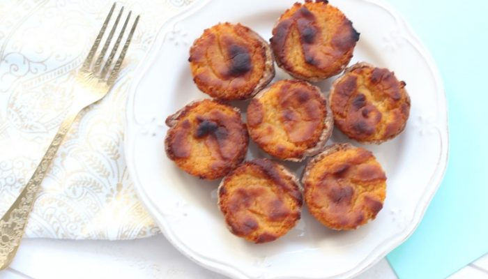Patate douce version tartelettes