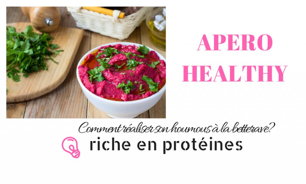 Réaliser un houmous de betterave en seulement 5 minutes n'a jamais été aussi facile! Parfait pour un apéritif healthy et sain, et riche en protéines.