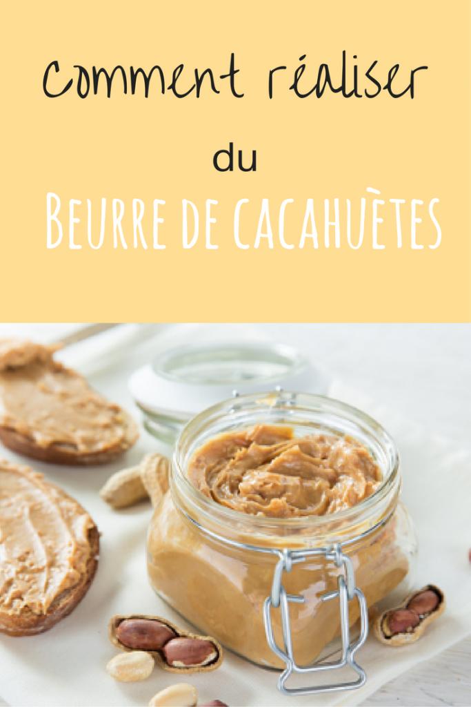 Comment réaliser son beurre de cacahuètes? c'est tellement simple, adieu le beurre dans vos pâtisseries, optez pour la purée d'oléagineux.