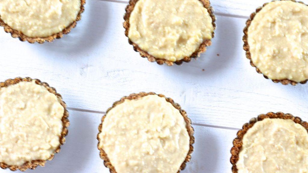 recette tartelettes citron