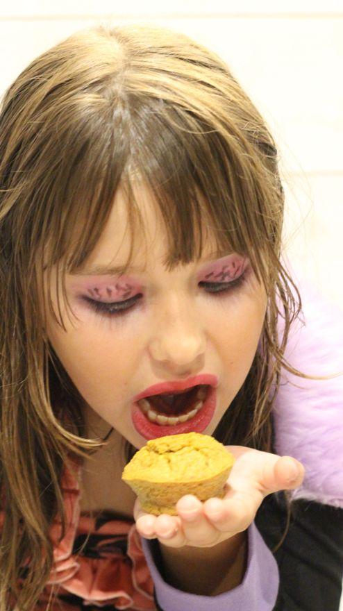 petit déjeuner healthy muffins