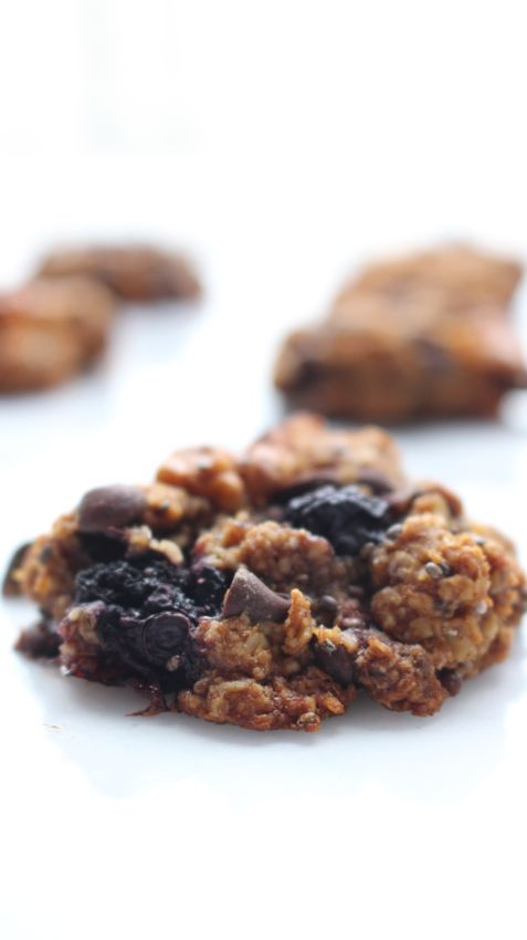 cookies-aux-blueberries-healthy-fille-a-fitness - 1