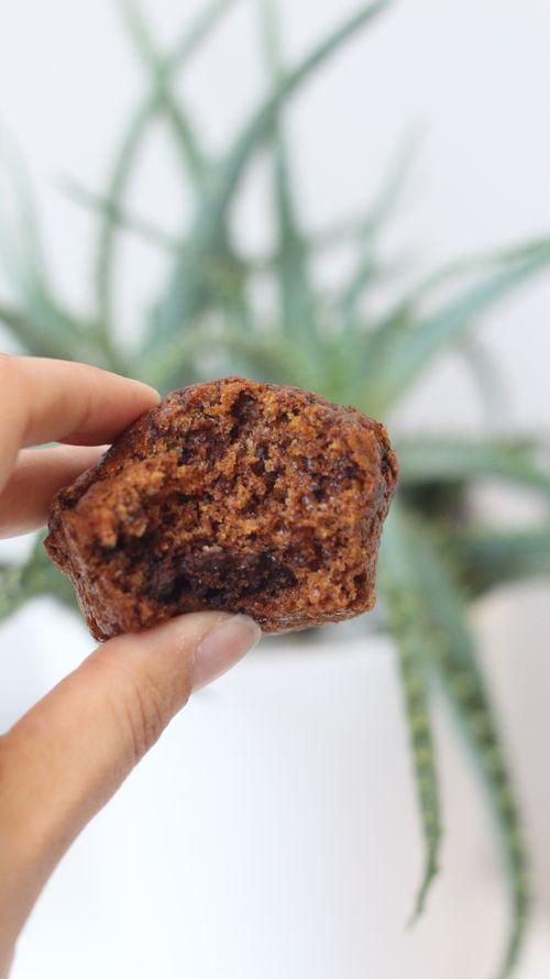 muffins vegan sans lait et sans oeuf
