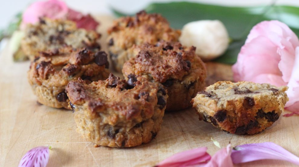 Préparer des muffins protéinés avec 5 ingrédients