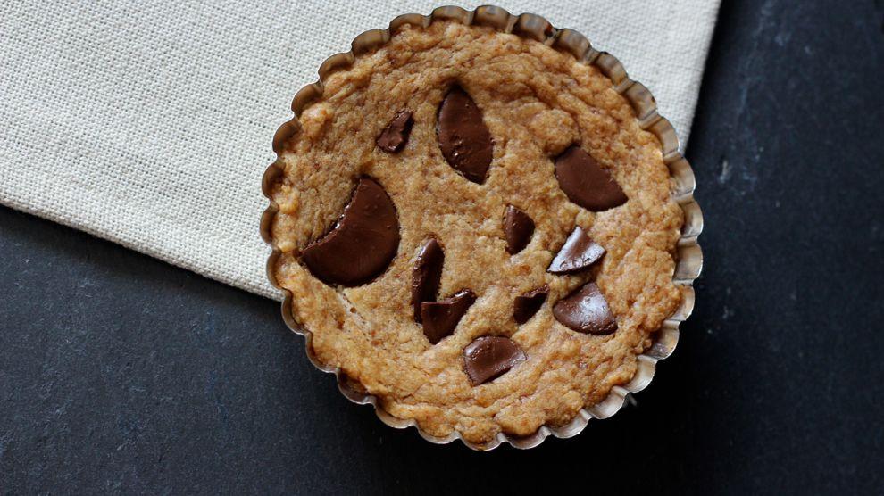 Cookies au chocolat façon tartelette