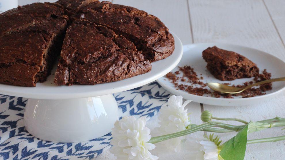 Scones au chocolat version Nocciolata