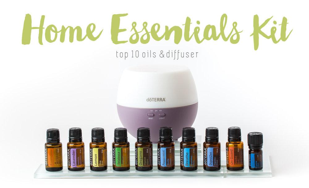 Home essentials Doterra, les explications en francais et comment l'acheter ?