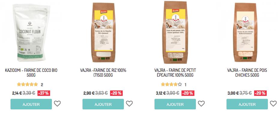 Kazidomi, mon avis sur comment acheter bio pas cher. J'ai testé leur site internet, et j'aime beaucoup la possibilité d'acheter les produits bio que j'aime avec une réduction plutôt interessante.